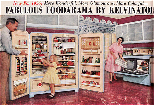 Appliances tuesday kitchen of the future - Cucine anni 60 ...