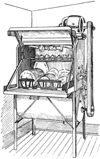 who invented the kitchen sink appliances tuesday kitchen of the future 1886