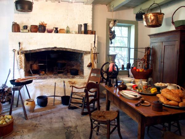 terrific french colonial kitchen   Social Sustainability of the Kitchen (Tuesday) – Kitchen ...
