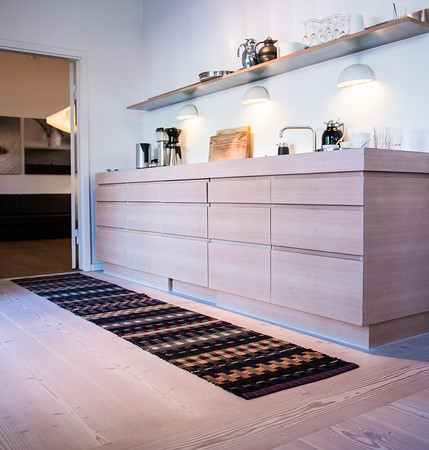 small kitchen today