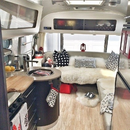 Bon ... Compact RV Kitchen Space