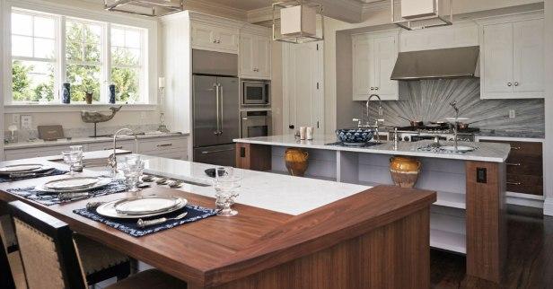 Luxury Kitchen of Present Day