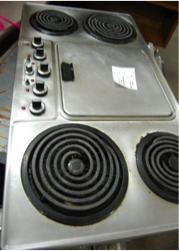 THERMADOR COOKTOP & BUILT-IN OVEN